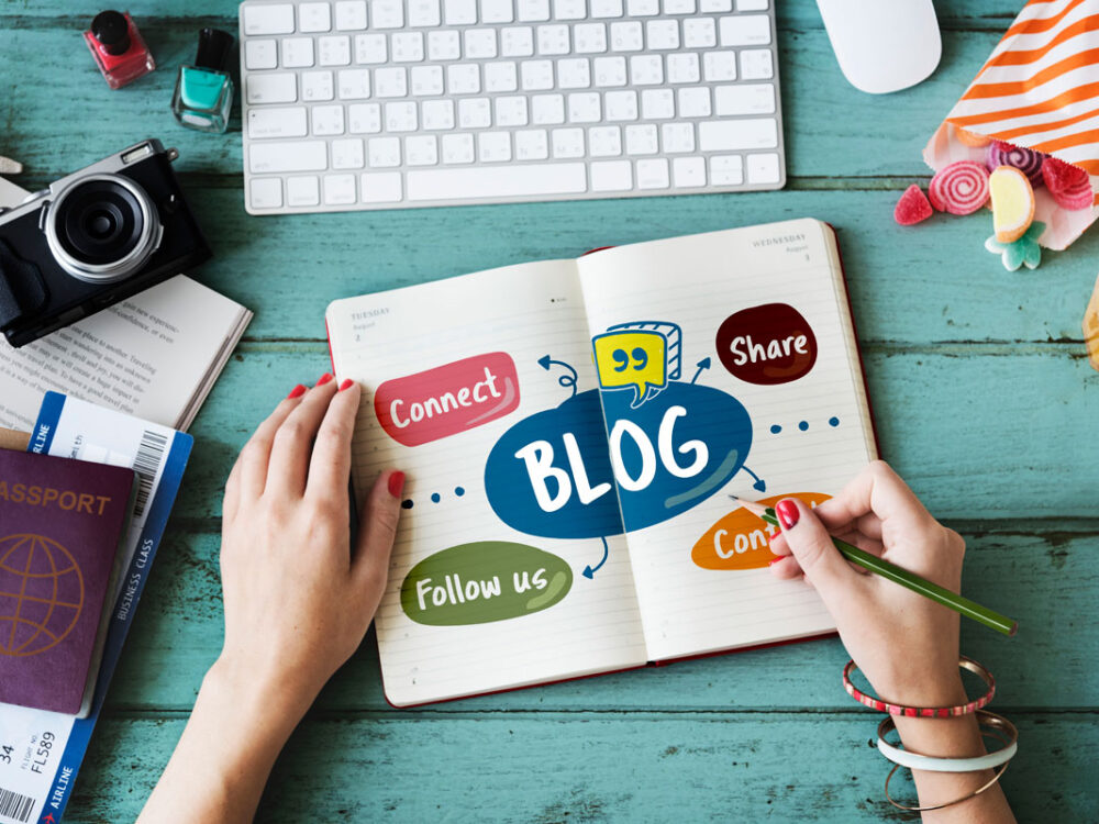Blogging – what is it and why do it?