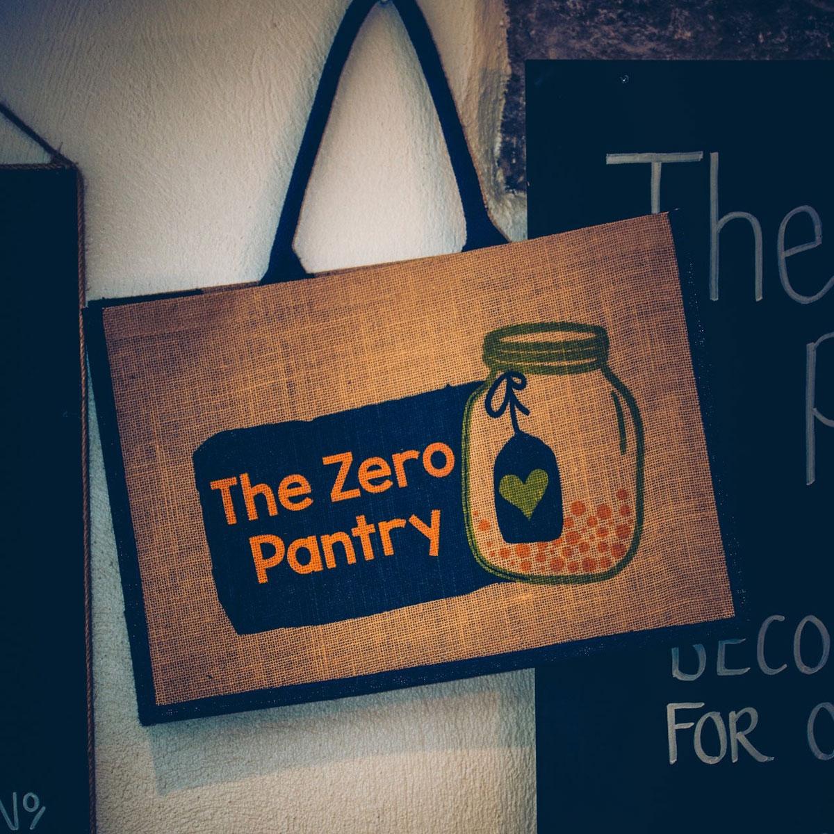 The Zero Pantry